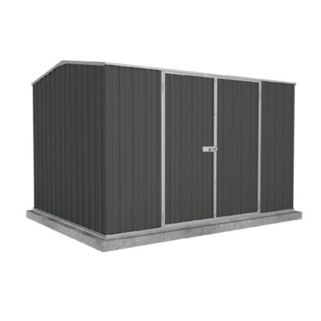 Rent To Own Absco 3.0 X 2.26 X 2.0m Double Door Garden Shed 2
