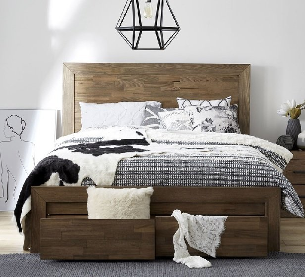 Rent To Own Heyfield Queen Storage Bed
