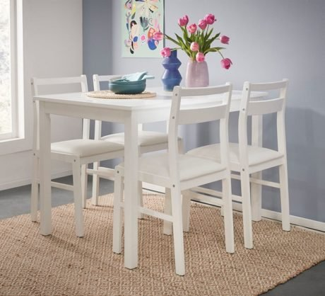 Rent To Own Luca 5 Piece Dining Set