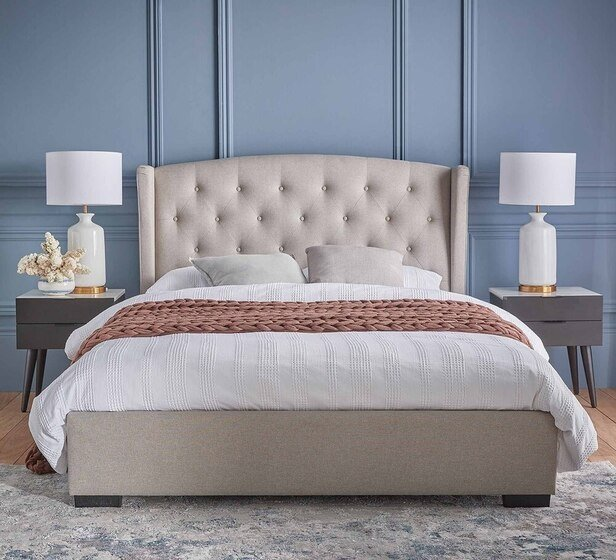 Rent To Own Tiffany Queen Bed