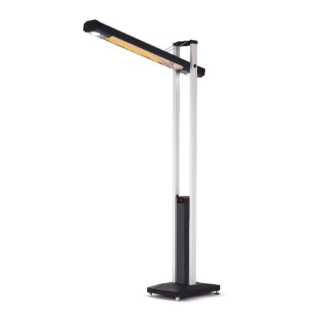 Rent To Own Cantilever Outdoor Radiant Heater 1