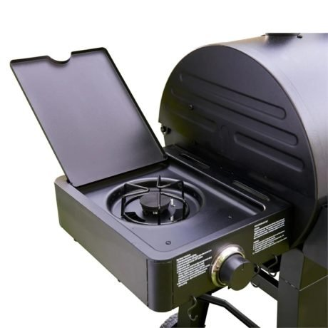 Rent To Own Char Griller Dual Function Gas And Charcoal Grill 2