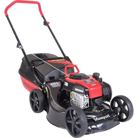 Rent To Own Masport 490 4 In 1 Petrol Lawn Mower