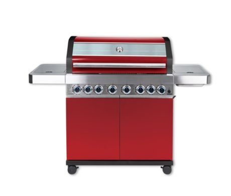 Rent To Own Masport 6 Burner Hooded Bbq With Side Burners