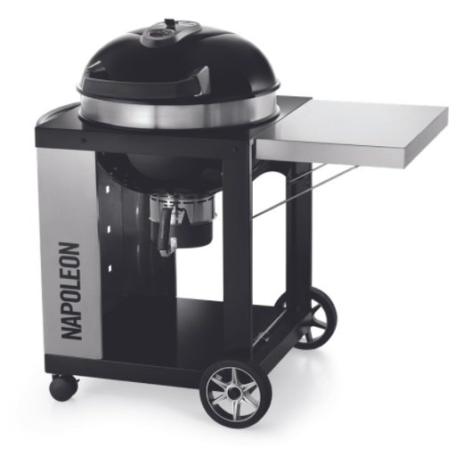 Rent To Own Napoleon Pro Cart Kettle Bbq