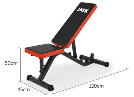 Rent To Own Powertrain 20kg Bf4 Dumbbell With Bench 2