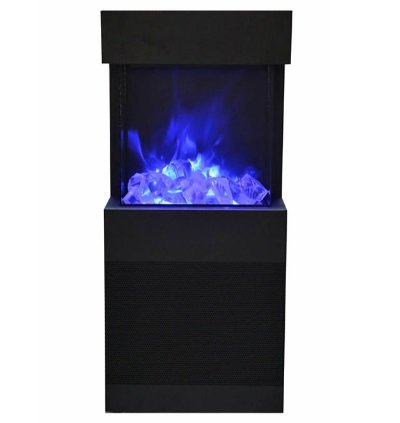 Rent To Own The Cube Electric Fireplace 2