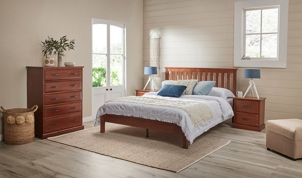 Rent To Own Ashford Queen Bedroom Package With Tallboy