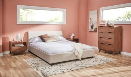 Rent To Own Bravo Double Bedroom Package With Vior Tallboy