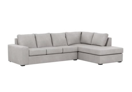 Rent To Own Denver 5 Seater Modular Chaise With Sofa Bed 1