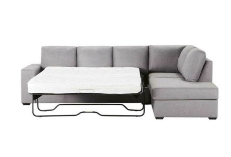 Rent To Own Denver 5 Seater Modular Chaise With Sofa Bed 3
