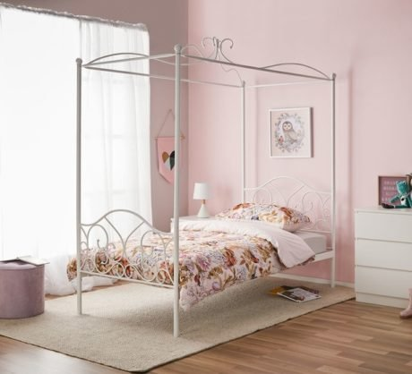 Rent To Own Giselle Four Poster Single Bed