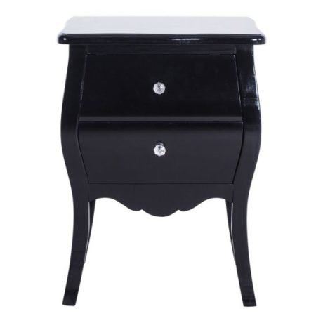 Rent To Own Marguerite Gloss Bedside Table