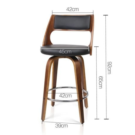 Rent To Own Set Of 2 Bethany Bar Stools 1