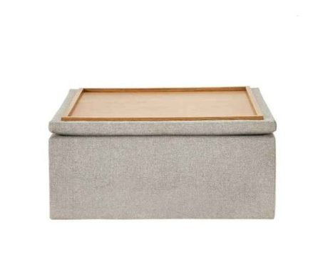 Rent To Own Suave Ottoman 2