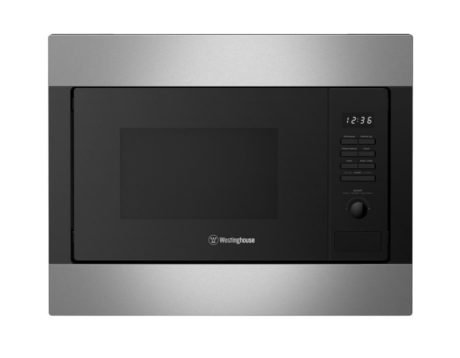 Rent To Own Westinghouse 25l Stainless Steel Built In Microwave