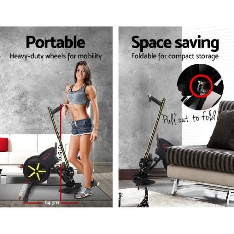 Rent To Own Everfit Resistance Rowing Exercise Machine 5