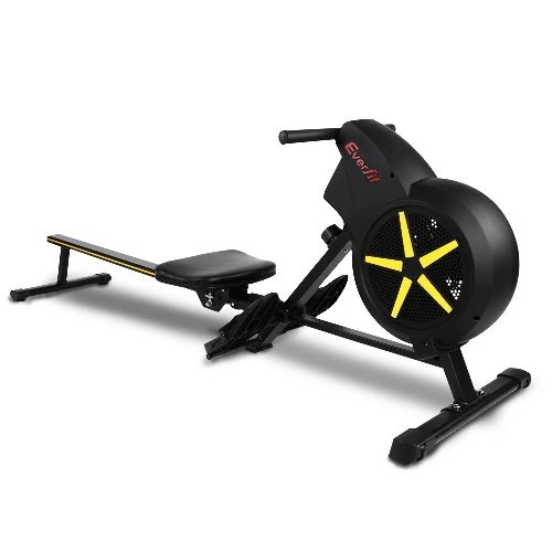 Rent To Own Everfit Resistance Rowing Exercise Machine
