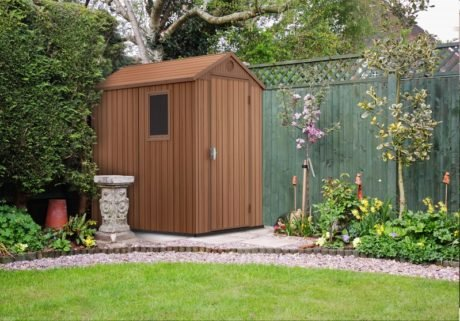 Rent To Own Keter 1.25 X 1.84 X 2.05mm Darwin Garden Shed 2