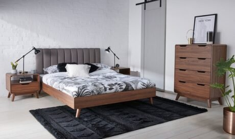 Rent To Own Montana Queen Bedroom Package With Vior Tallboy
