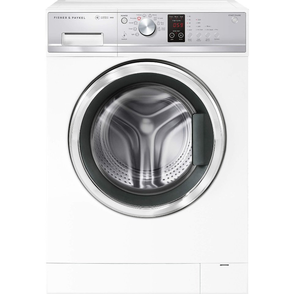 Rent To Own Fisher Paykel 8kg Front Load Washer