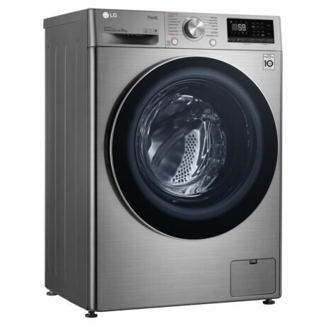 Rent To Own Lg 8kg Front Load Washing Machine With Steam 1