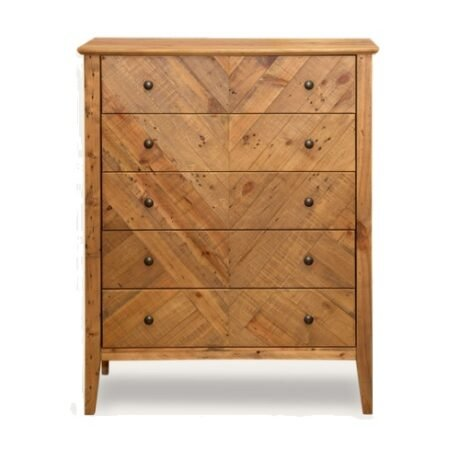 Rent To Own Mosaic 5 Draw Tallboy