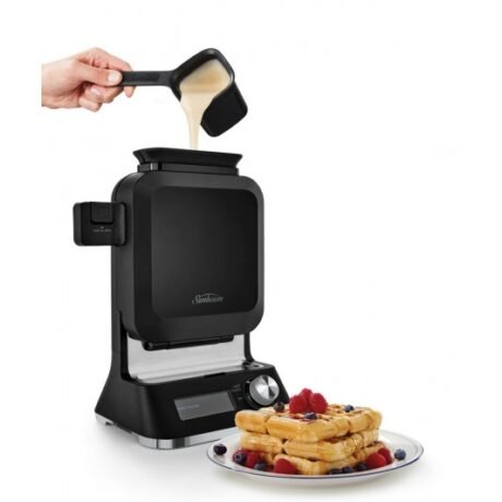 Rent To Own Sunbeam Shade Select Vertical Waffle Maker 2