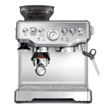 Rent To Own Breville The Barista Express Coffee Machine 1