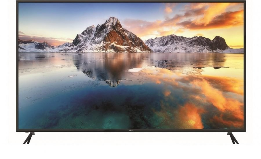 Rent To Own Akai 65 4k Uhd Led Lcd Smart Tv