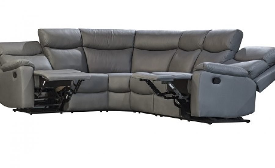Rent To Own Heston Modular Corner Recliner